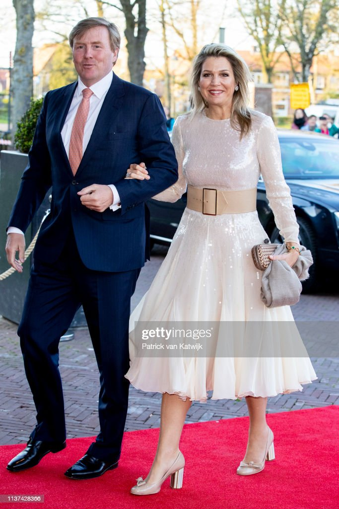 Dutch Royal Family Attends The Kingsday Concert At Amersfoort : Nieuwsfoto's