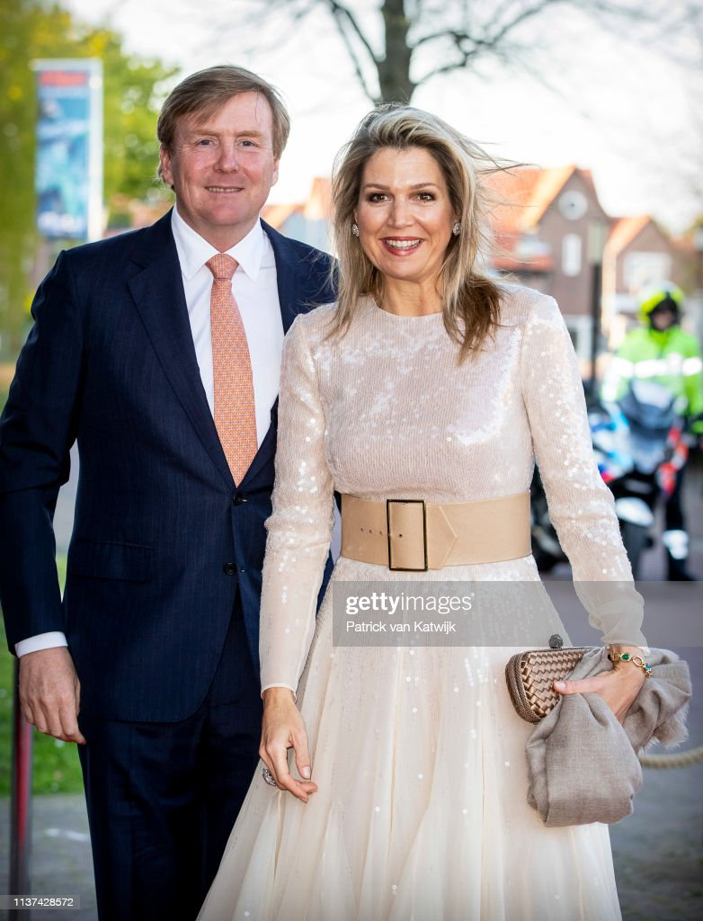Dutch Royal Family Attends The Kingsday Concert At Amersfoort : News Photo