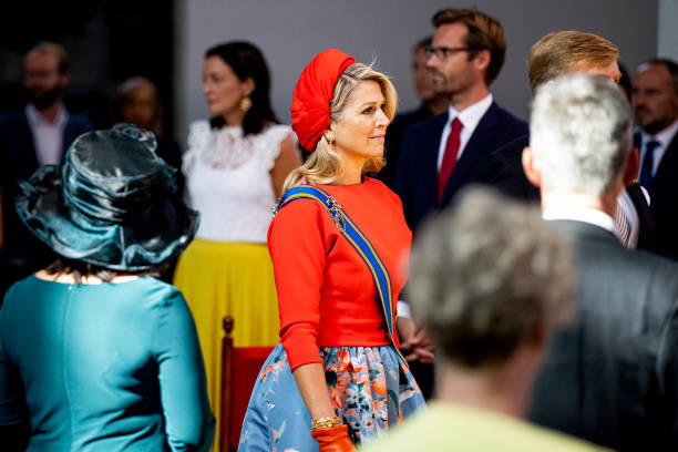 NLD: Dutch Royal Family Attends The Prinsjesdag 2021 In The Hague