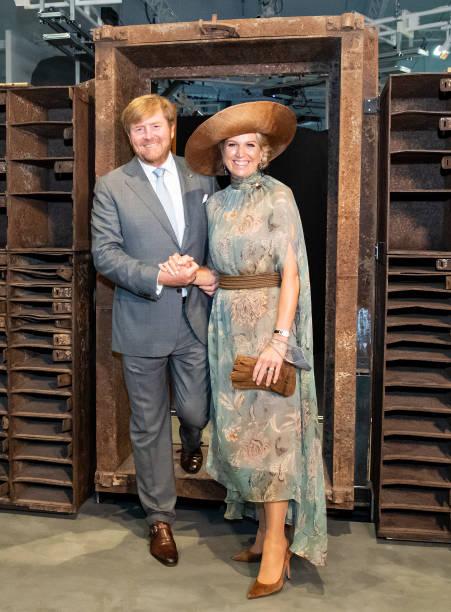 DEU: King Willem-Alexander Of The Netherlands And Queen Máxima Visit Berlin - Day Three