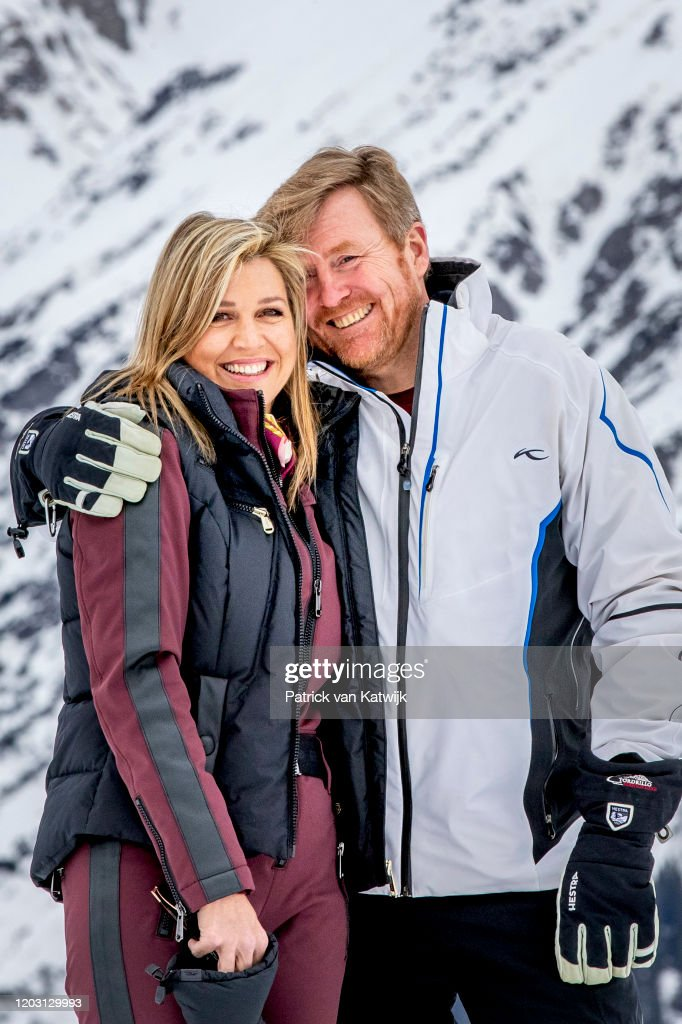 The Dutch Royal Family Hold Annual Winter Photo Call In Lech : News Photo