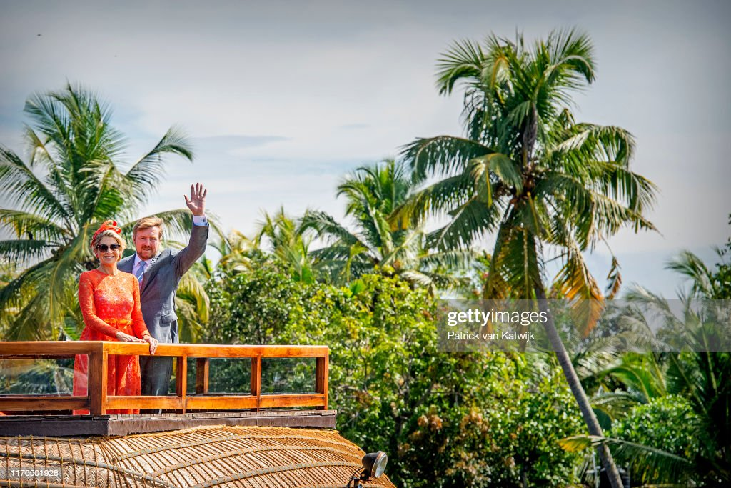 King Willem-Alexander Of The Netherlands And Queen Maxima State Visit To India - Day 5 : Nieuwsfoto's