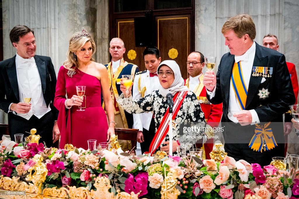 King Willem Alexander Of The Netherlands And Maxima Of The Netherlands Visit Zeeland : News Photo