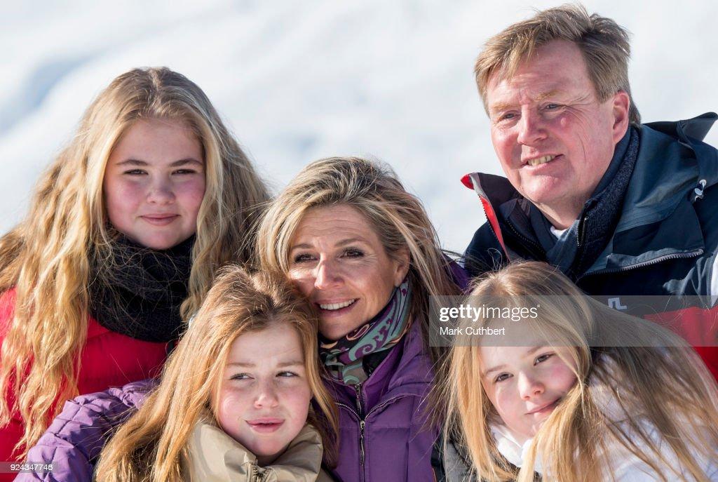 Dutch Royal Family Photocall : Nieuwsfoto's