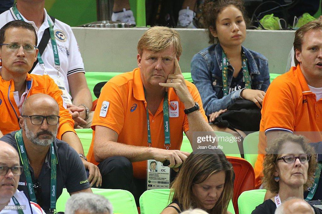 Handball - Olympics: Day 13 : News Photo