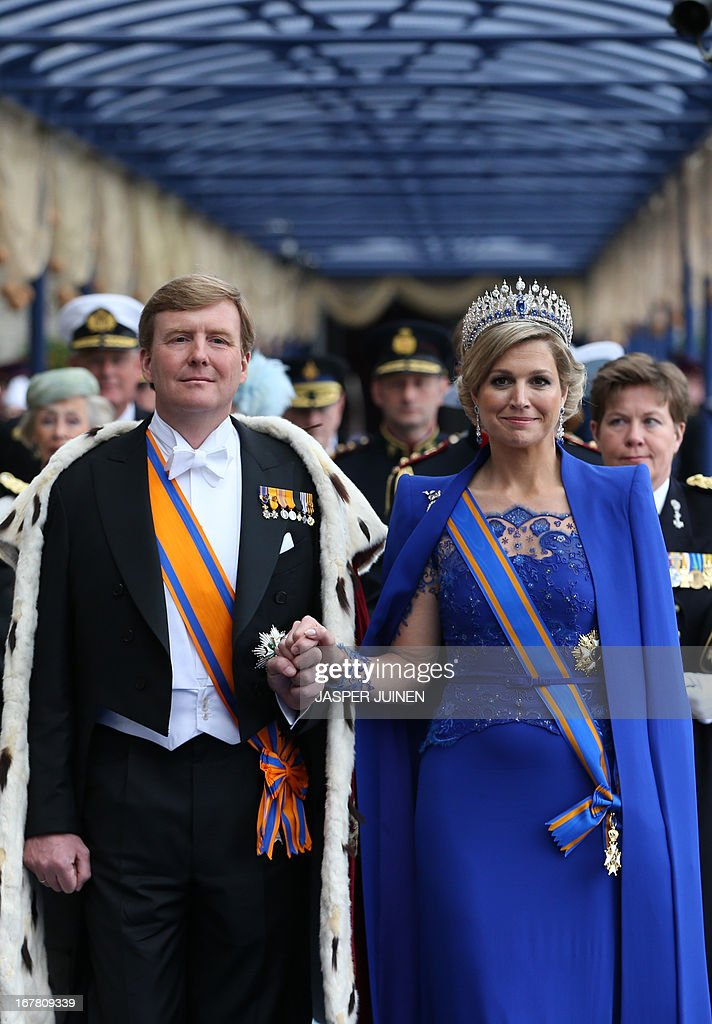 NETHERLANDS-ROYAL : News Photo