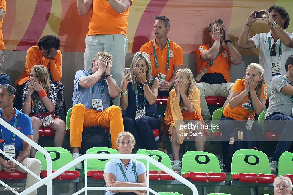 Gymnastics - Artistic - Olympics: Day 11 : News Photo