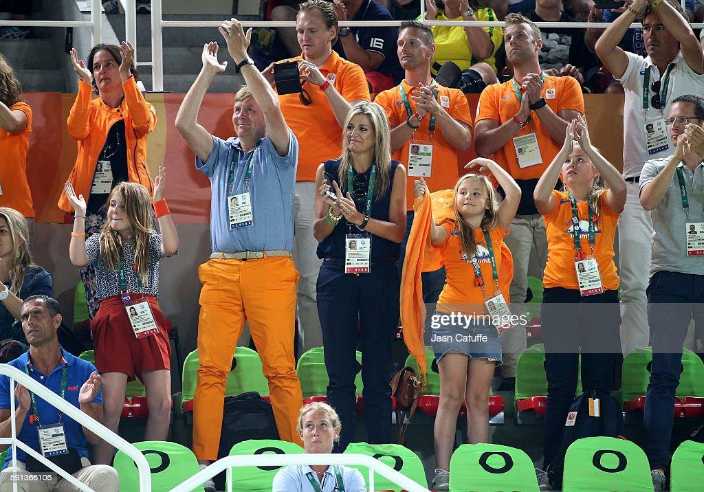 Gymnastics - Artistic - Olympics: Day 11 : News Photo