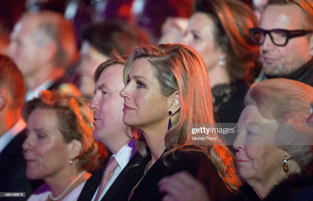 Dutch Royal Family Attends Final Celebrations 200 Years Kingdom Of The Netherlands : News Photo