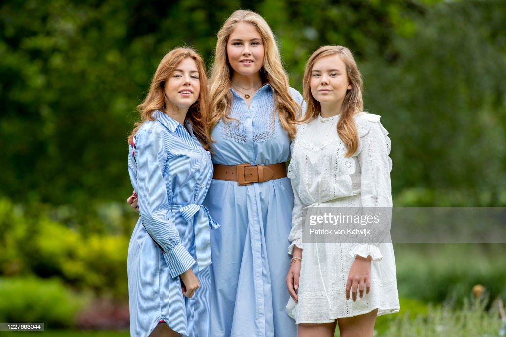 Dutch Royal Family Summer Photosession : ニュース写真