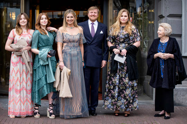 NLD: Queen Maxima Of The Netherlands Celebrates Her 50th Anniversary