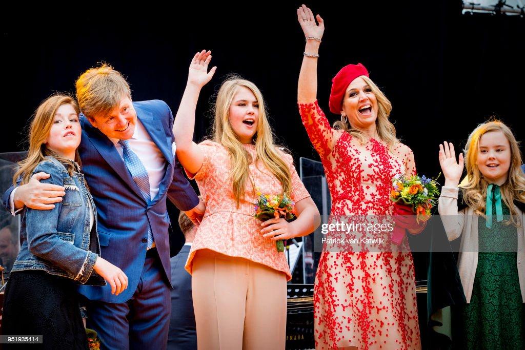 Kingsday in Groningen : Nieuwsfoto's