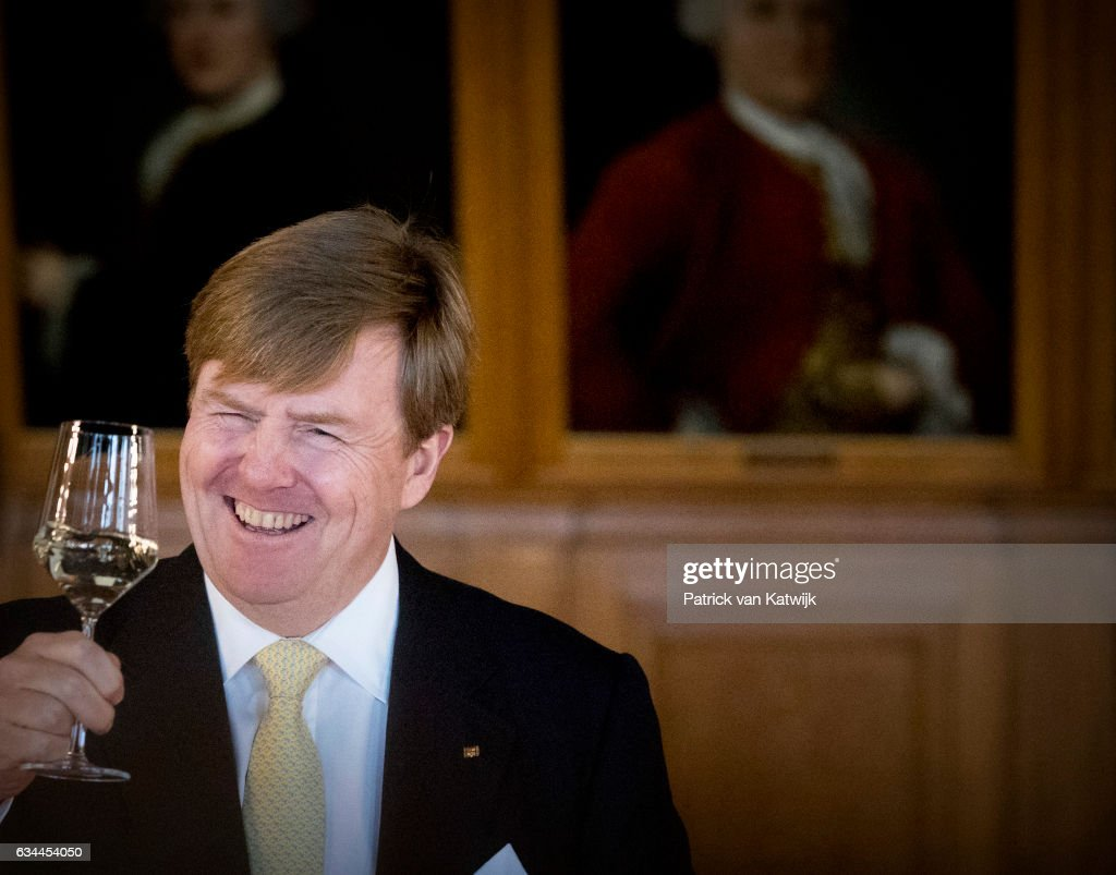King Willem-Alexander and Queen Maxima Visit Germany - Day 3 : Nieuwsfoto's