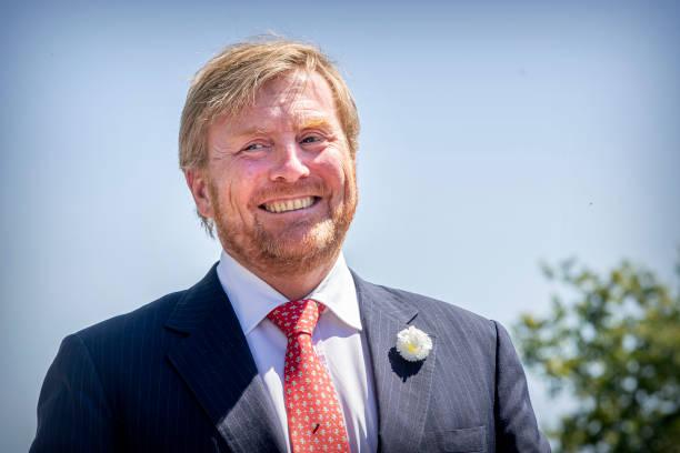 NLD: King Willem-Alexander Of The Netherlands Visits Toerisme And Cultural Sector In Drenthe