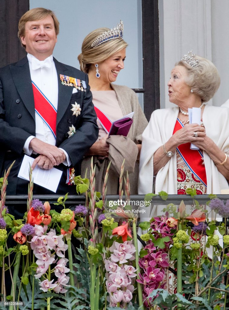 King and Queen Of Norway Celebrate Their 80th Birthdays - Day 1 : Nieuwsfoto's
