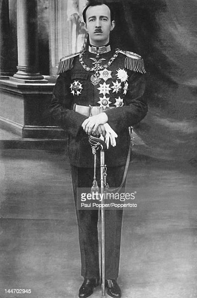 Zogu I König Der Albaner Bilder Und Fotos