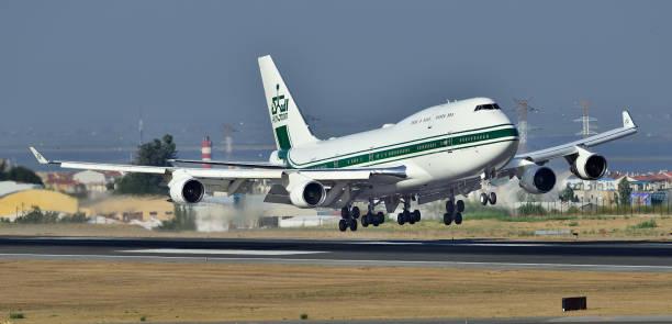 HZ-WBT7 Kingdom Aircraft II LLC Boeing 747-400