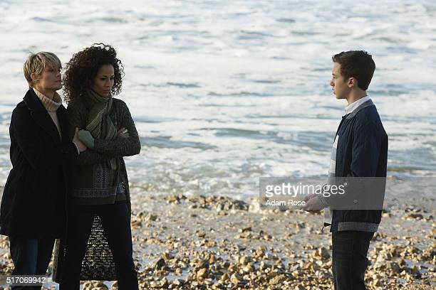 THE FOSTERS 'Kingdom Come' A heartbreaking loss leads to a moral quandary for Callie on the season three finale of 'The Fosters' airing MONDAY MARCH...