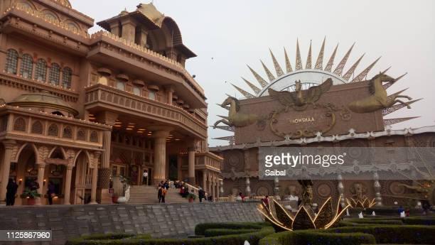 kingdom of dreams gurgaon india - ハリヤナ州 ストックフォトと画像