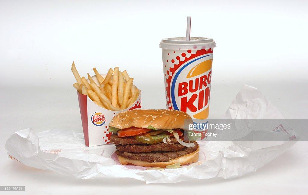 Kingkongstuff December 15 2005 Burger King S King Kong Burger Deal