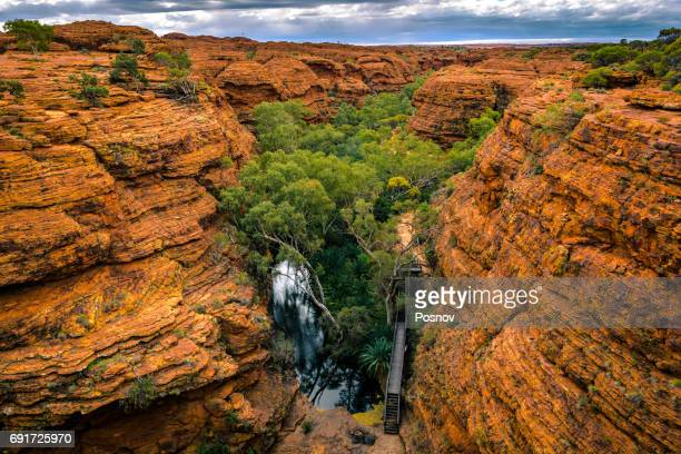 Kings Canyon at Watarrka National Park