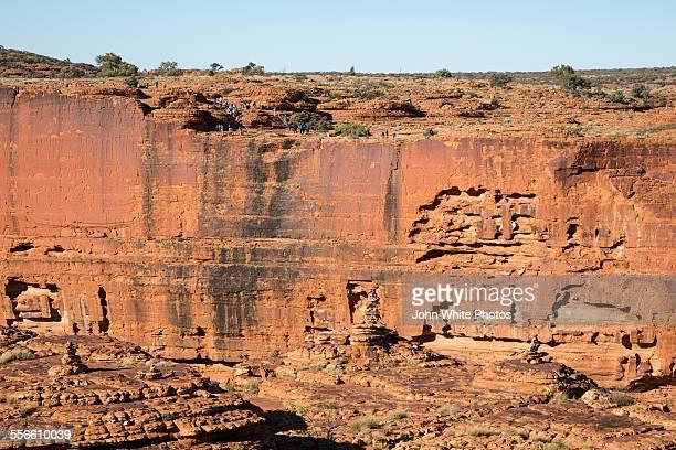 Kings Canyon. Northern Territory.