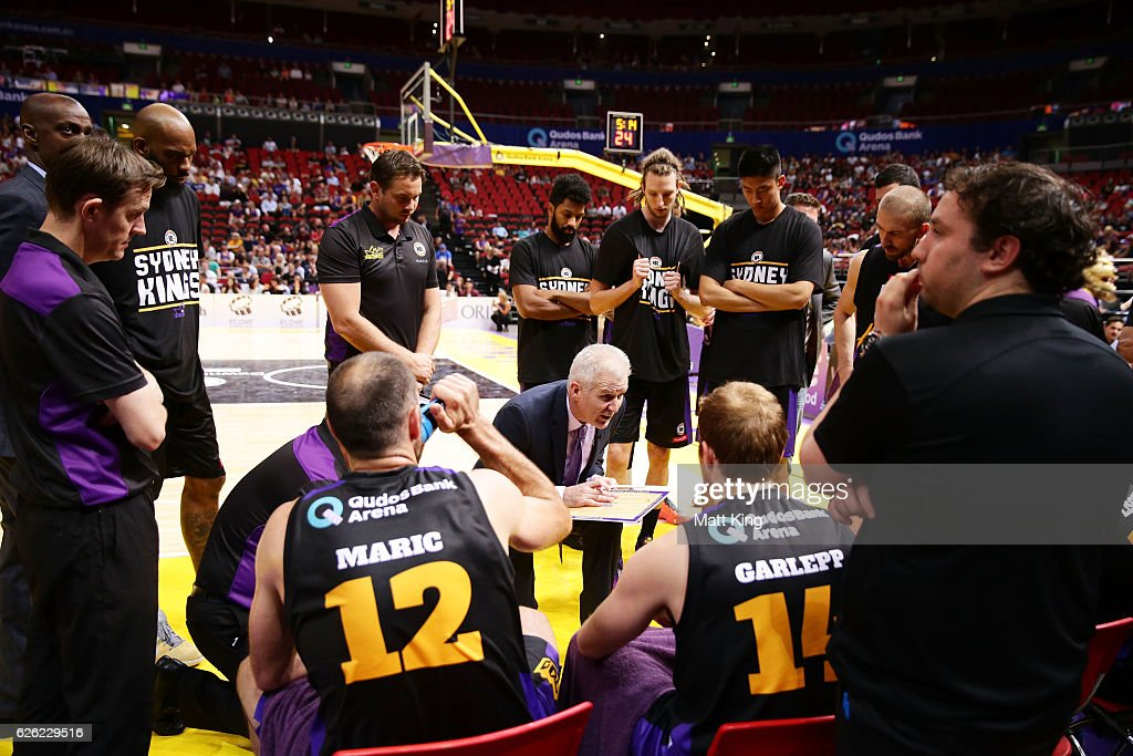 NBL Rd 8 - Sydney v Adelaide : News Photo