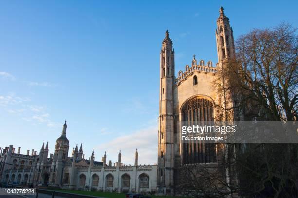 Kings College Cambridge England