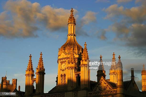 King's College Cambridge UK