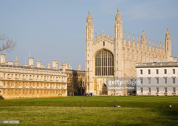 King's College, Cambridge university, Cambridgeshire, England.