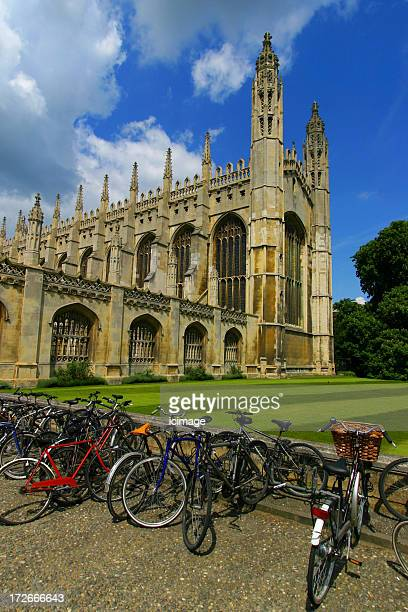 kings college chapel cambridge - cambridge stock pictures, royalty-free photos & images