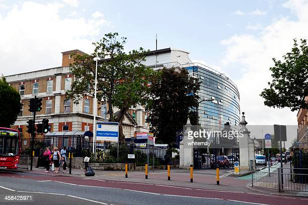 king's college hospital, london - king's college london stock pictures, royalty-free photos & images