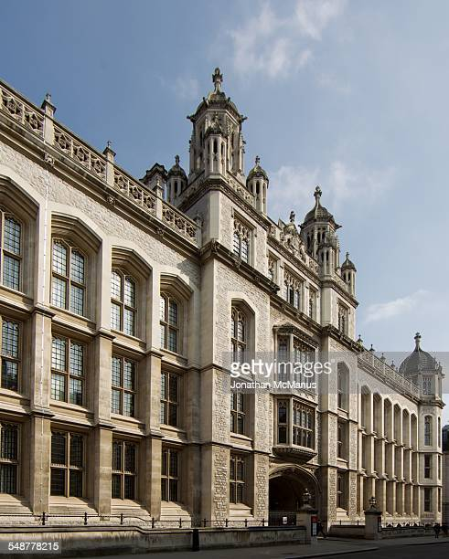 King's College, London, the Maughan Library in Chancery Lane. Taken on 9 April 2015. This was formerly the Public Records Office and was designed by...