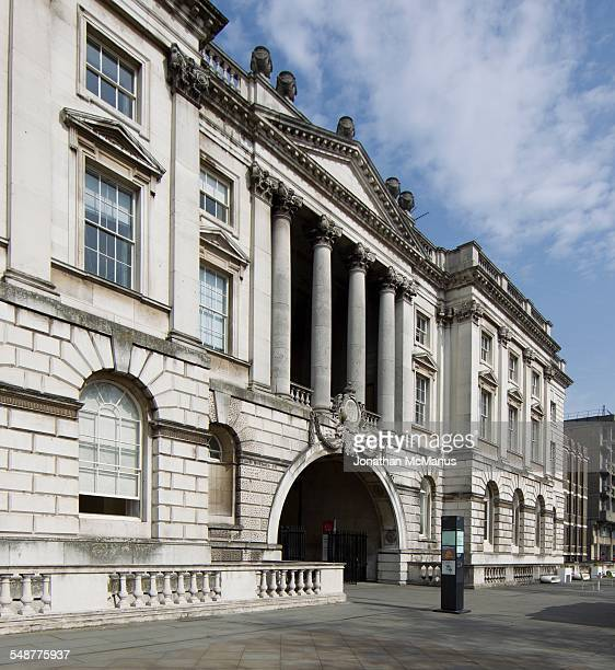 King's College London This is the East Wing of Somerset House Taken on 10 April 2015