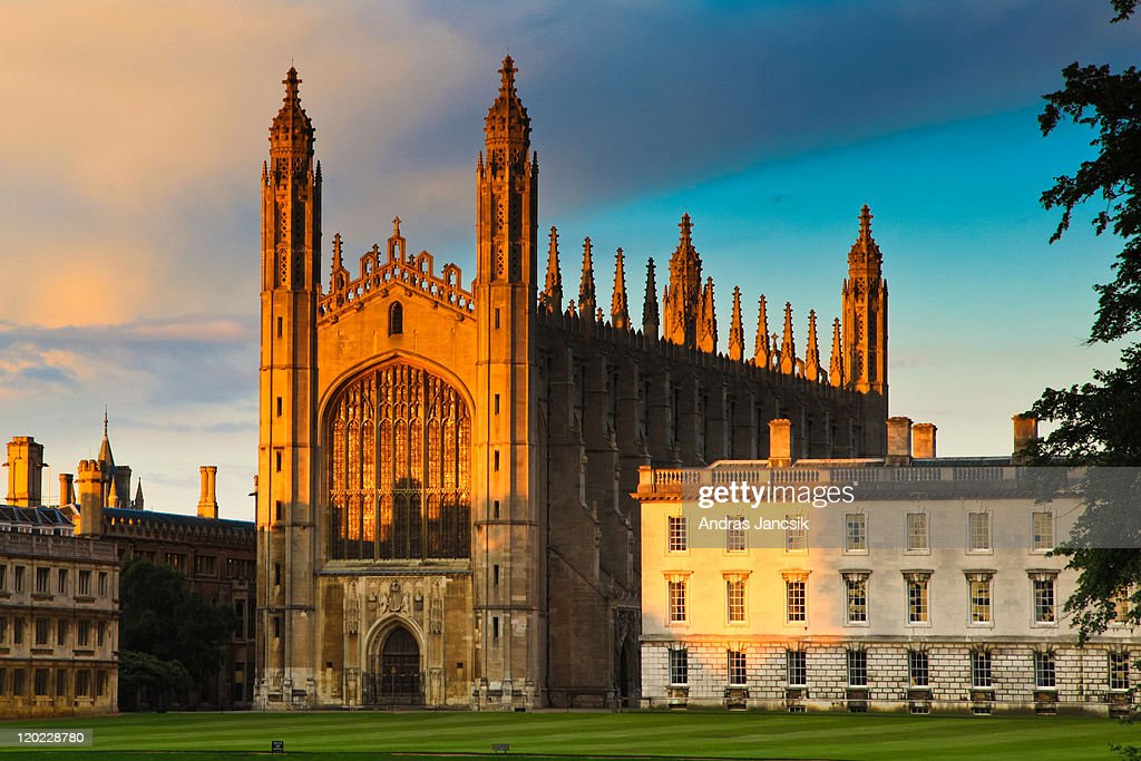 King's College : Stock-Foto