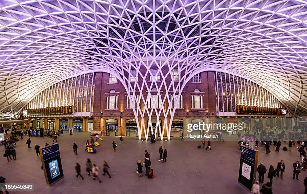 King's Cross railway station, is a major London railway terminus, opened in 1852. It is on the northern edge of central London, at the junction of...