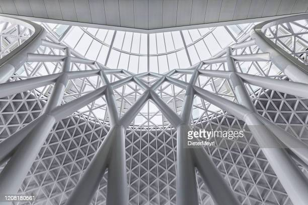 kings cross station in london - architecture stock pictures, royalty-free photos & images