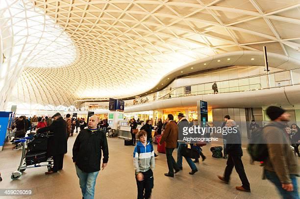 キングスクロス駅 - キングスクロス駅 ストックフォトと画像