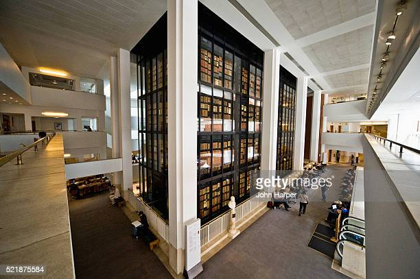 King's Library, British Library, London