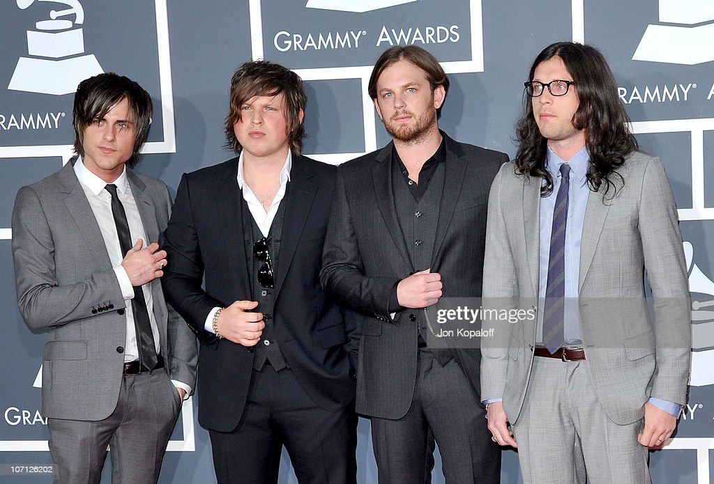 52nd Annual GRAMMY Awards - Arrivals