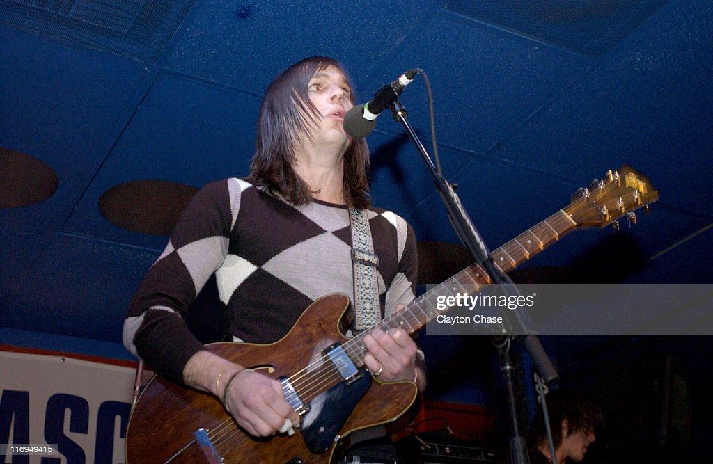 2005 Sundance Film Festival - ASCAP Music Cafe - Day 2
