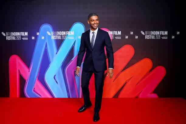 """GBR: """"One Night in Miami"""" Premiere - 64th BFI London Film Festival"""