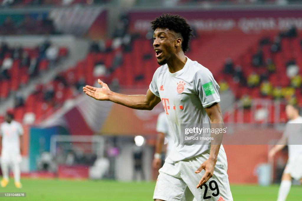 Al Ahly SC v FC Bayern Muenchen - FIFA Club World Cup Qatar 2020 : News Photo