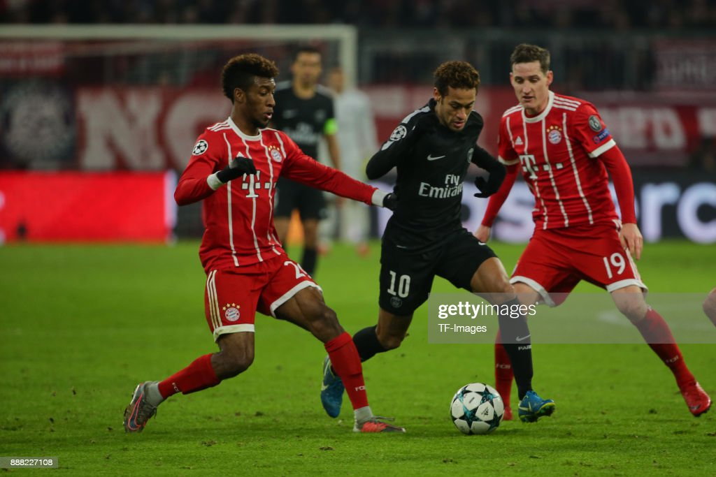 Bayern Muenchen v Paris Saint-Germain - UEFA Champions League : News Photo