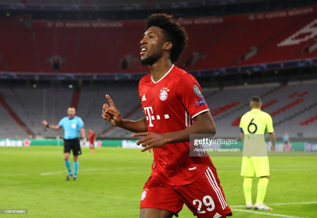 FC Bayern Muenchen v Atletico Madrid: Group A - UEFA Champions League : News Photo