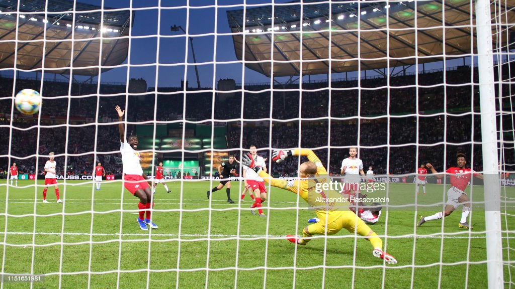 RB Leipzig v Bayern Muenchen - DFB Cup Final 2019 : News Photo