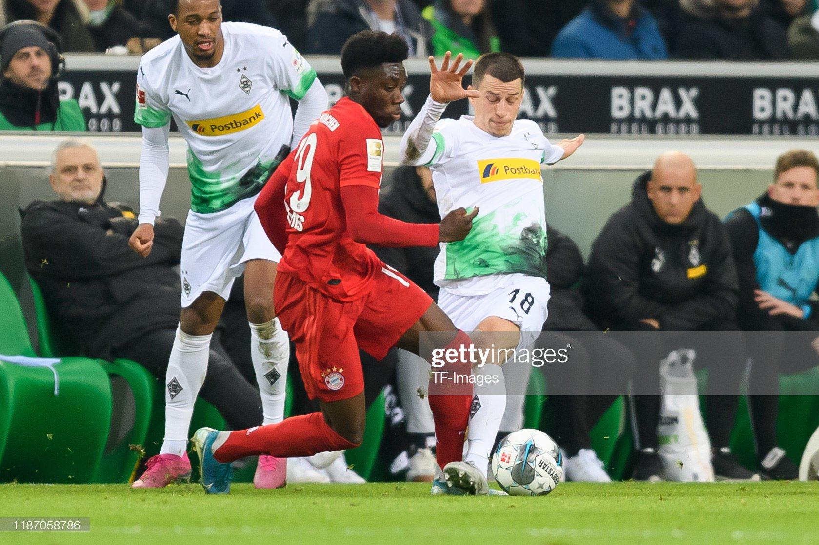 Bayern Munich vs Monchengladbach Preview, prediction and odds
