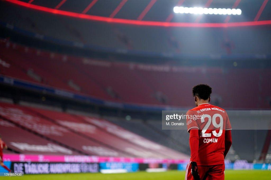 FC Bayern Muenchen v VfL Wolfsburg - Bundesliga : ニュース写真