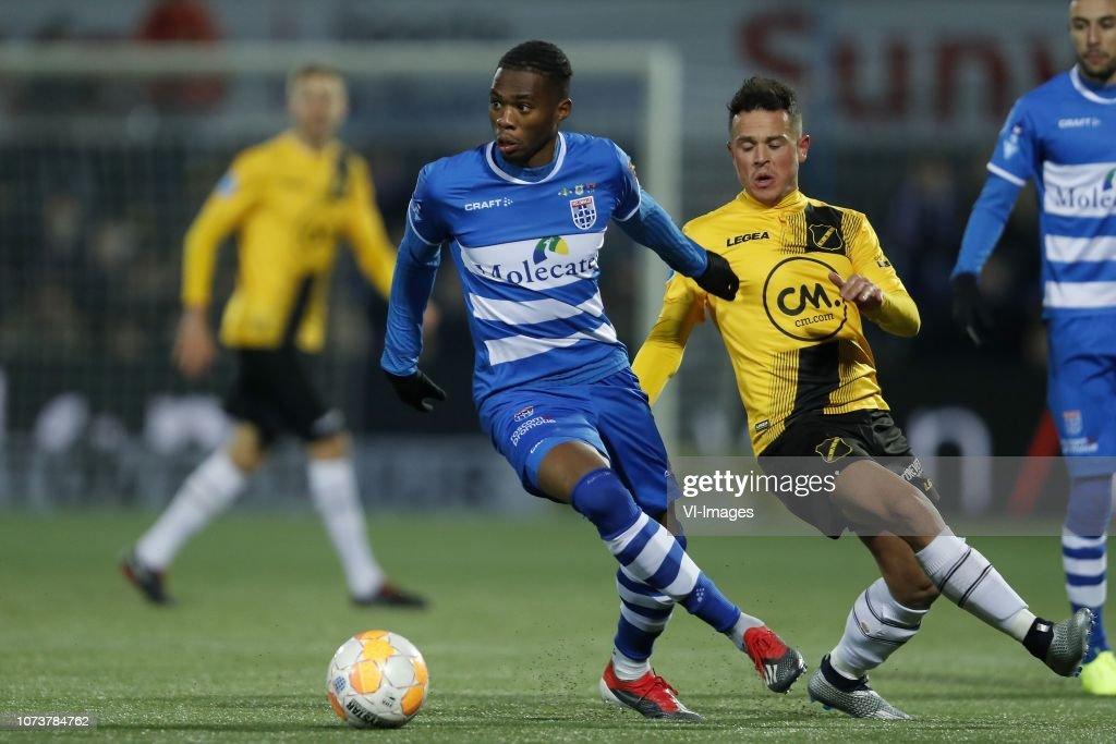 Dutch Eredivisie'PEC Zwolle v NAC Breda' : News Photo