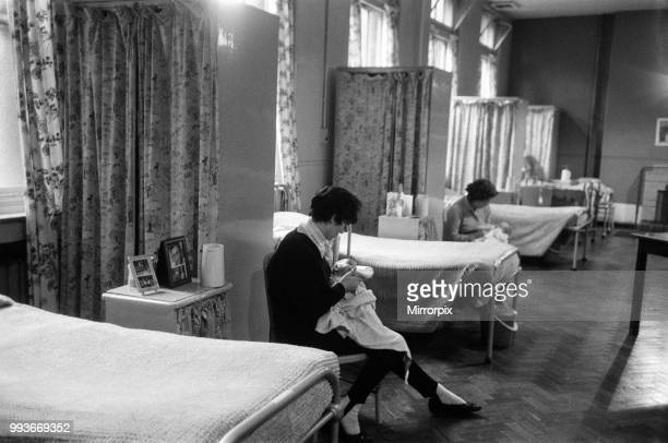Kingsmead Chelsea mother and baby section unmarried mothers November 1963